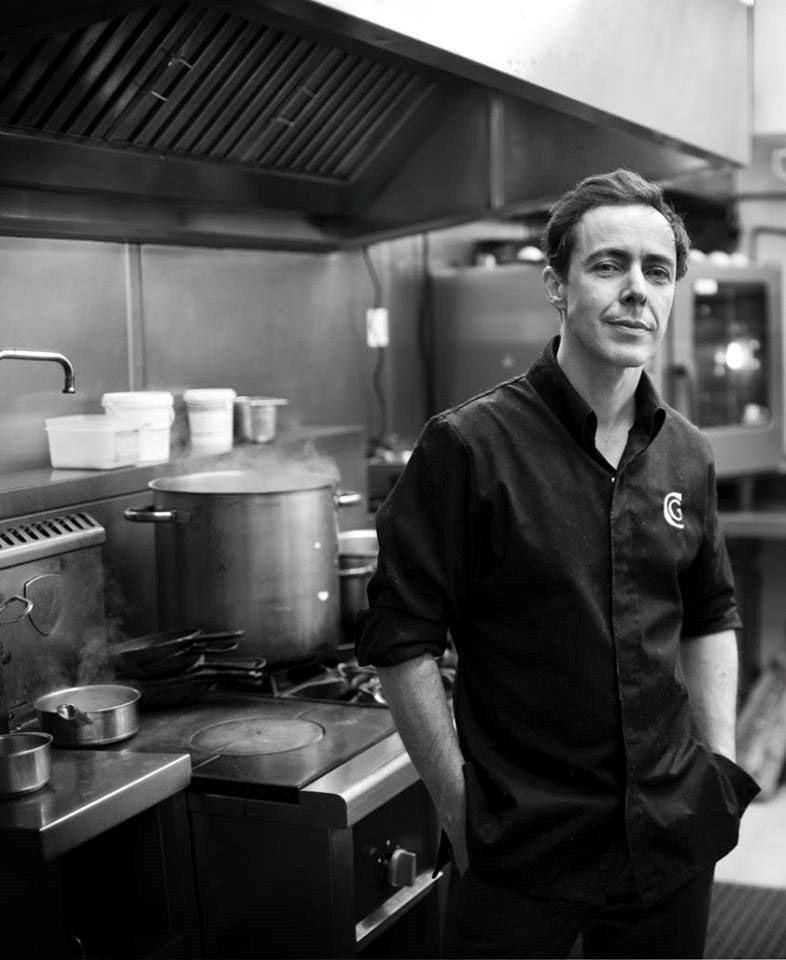 Five minutes with the mastermind behind London's Club Gascon, Chef Pascal Aussignac