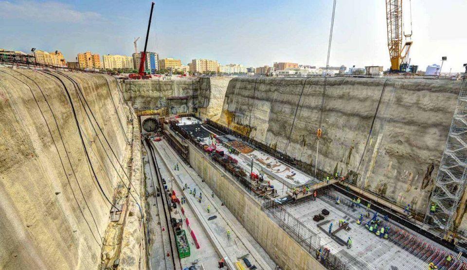 Doha Metro Green Line tunnelling complete, says Qatar Rail