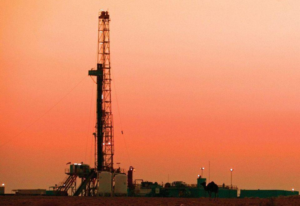 Qatari firm says six injured in drilling rig fire