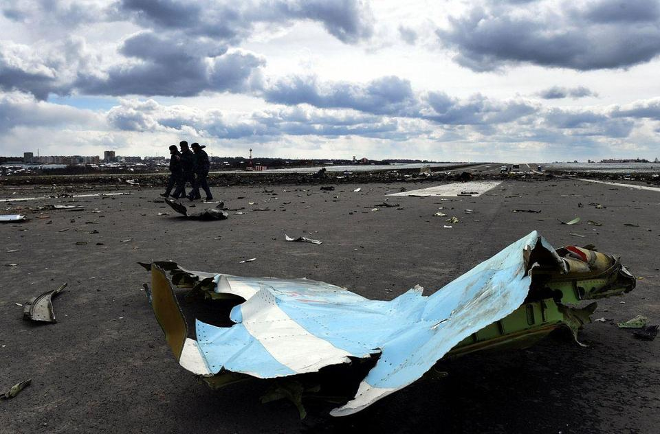 flyDubai awaits investigation results year on from crash