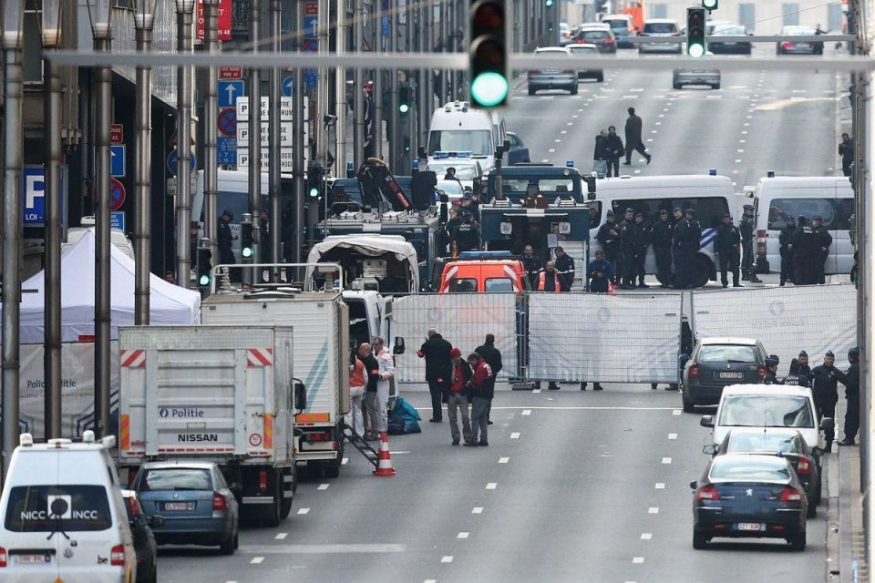 Zaventem Airport and Brussels Metro Station targeted by deadly bomb blasts
