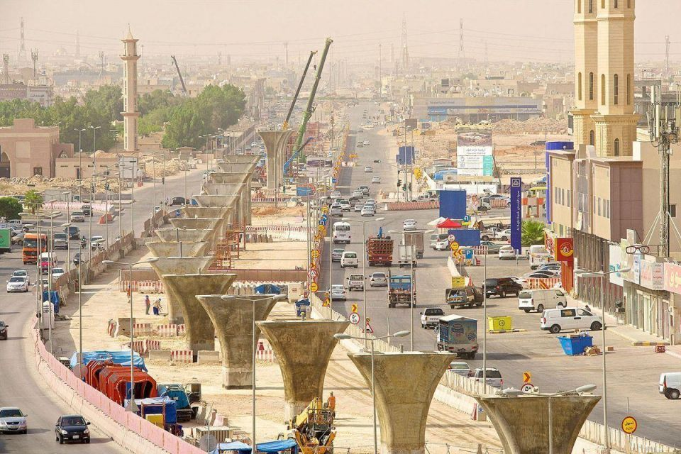 Italian firm says tunnels on line 3 of Riyadh Metro completed
