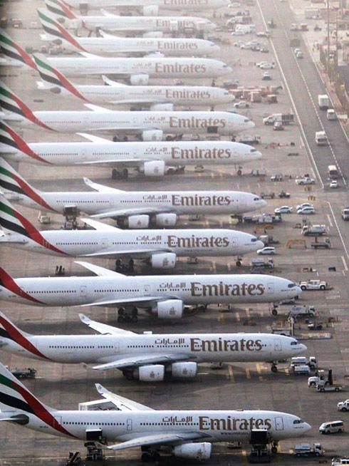 Dubai Int'l brings in new system to help ease airfield congestion