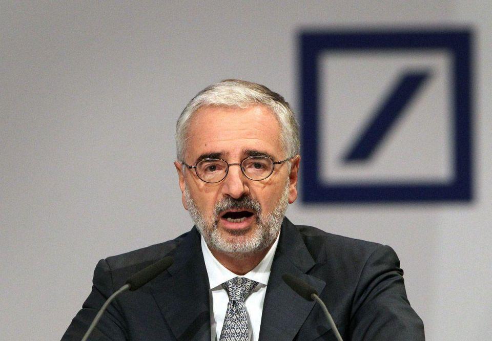 Qatari investor Paramount Services Holdings rallies behind Deutsche Bank chairman