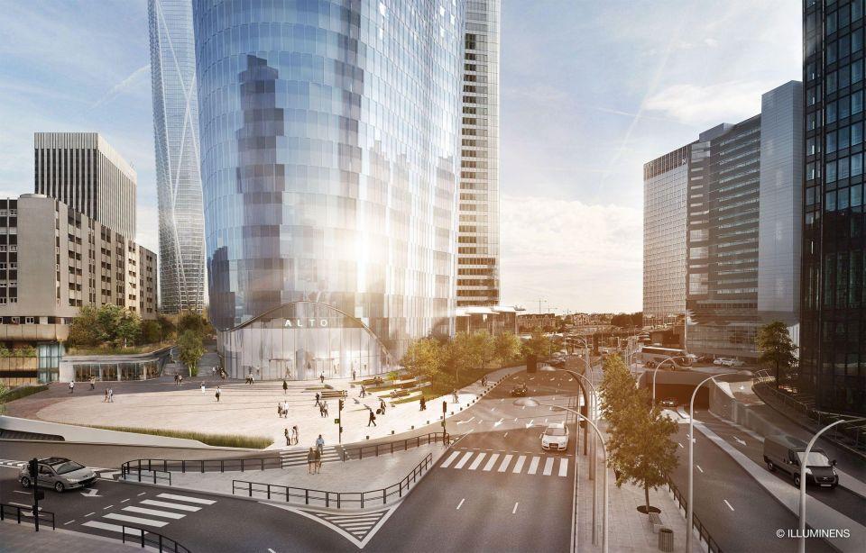 Abu Dhabi's SWF inks $229m deal to build Paris skyscraper
