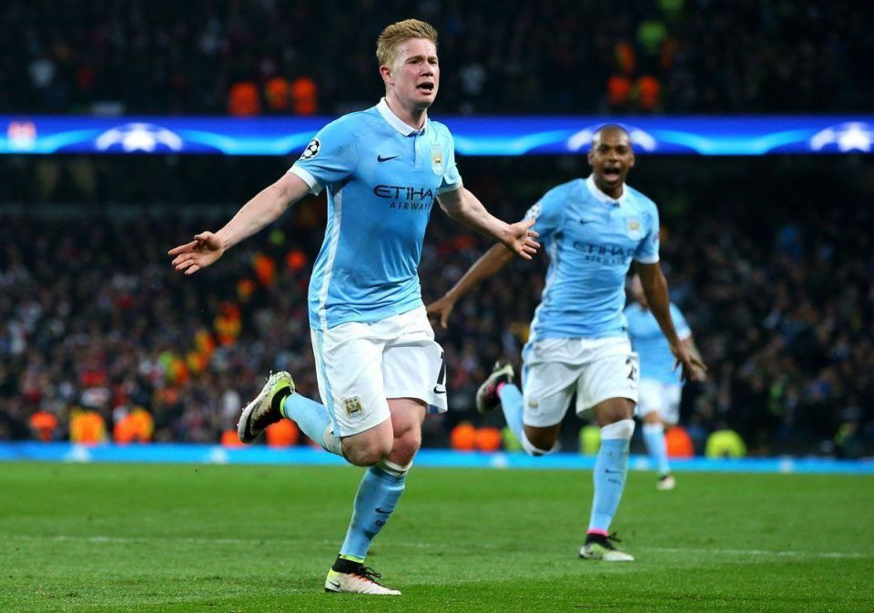 Man City knock PSG out of the the Champions League