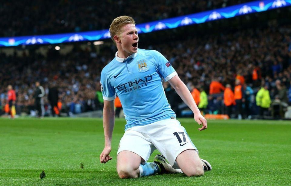 Manchester City need leap of faith against Real Madrid