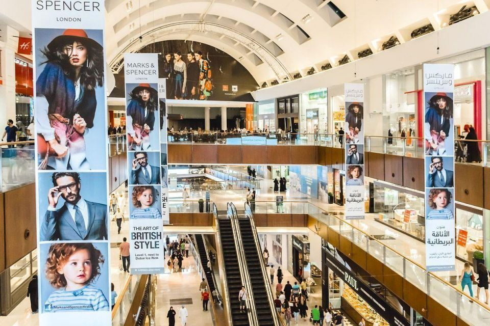 Dubai malls to offer up to 90% discount during UAE National Day sale