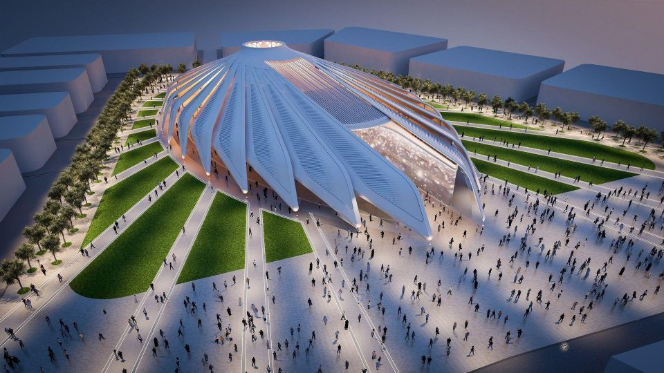 UAE picks falcon design for Dubai World Expo 2020 pavilion