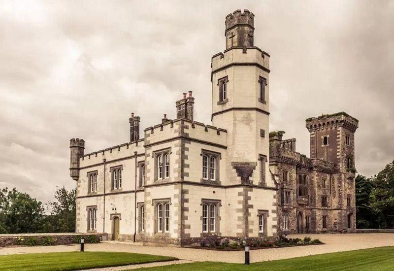 Castles you can actually rent for a night