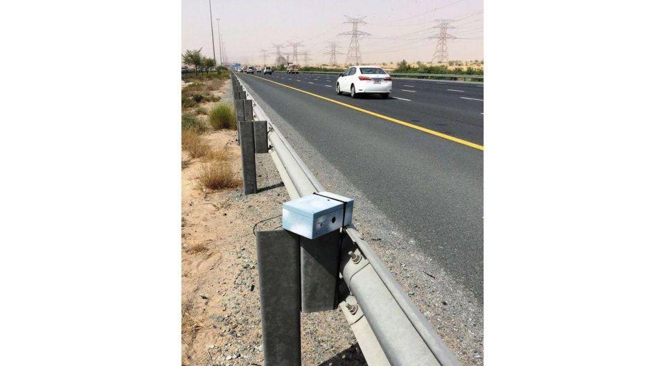 New radar to tackle hard shoulder violators in Dubai