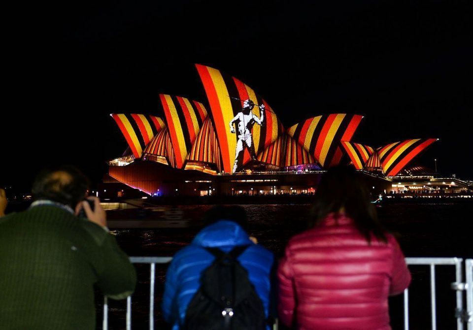 In pictures: Vivid Sydney annual festival of light