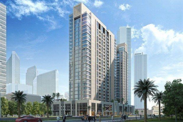 Dubai Properties awards $54m deal for Bellevue Towers