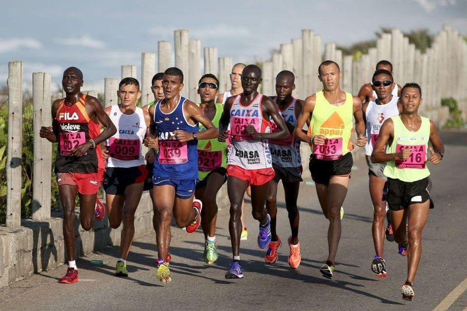 In 2016 Rio de Janeiro Marathon