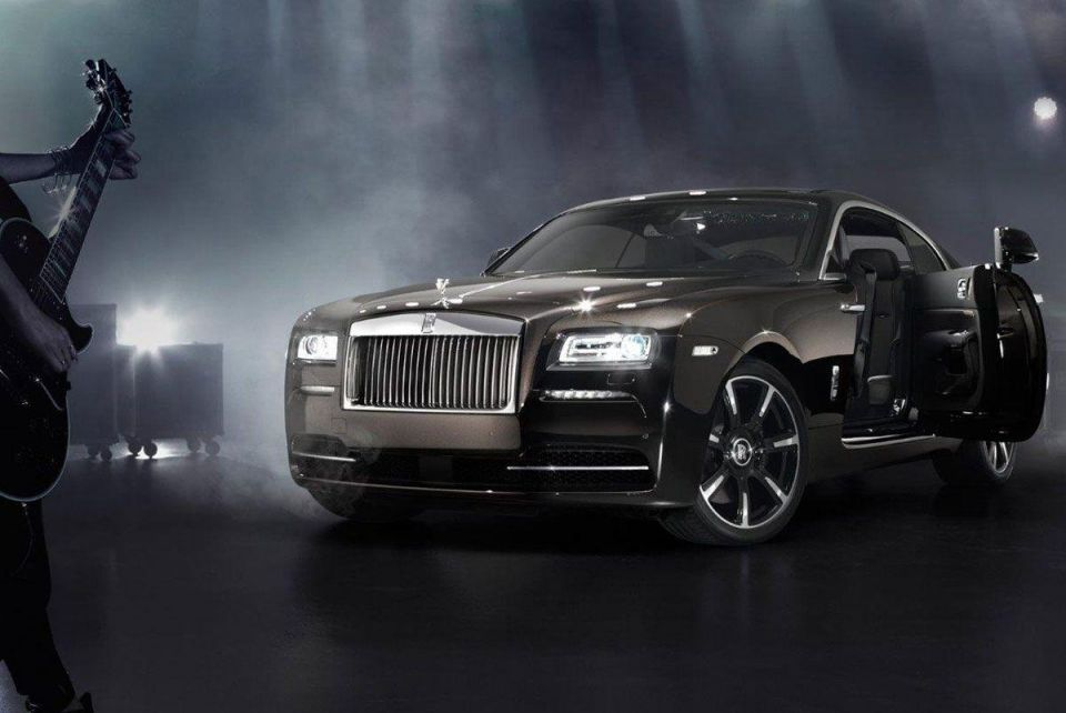 Review: Rolls-Royce 'Wraith Inspired by Music'
