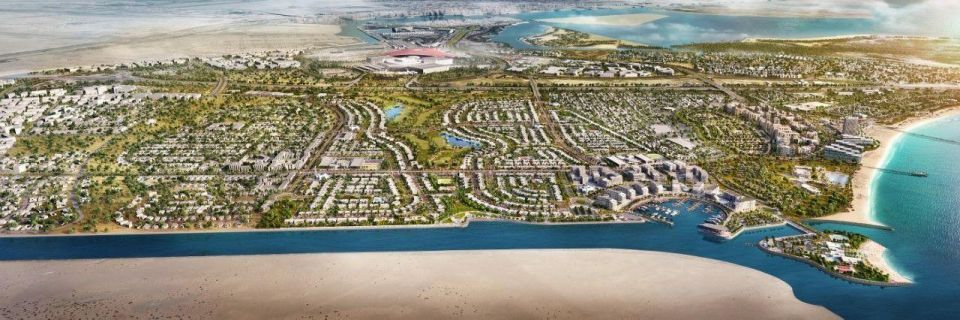 Aldar awards $460m deal to build Yas Acres project
