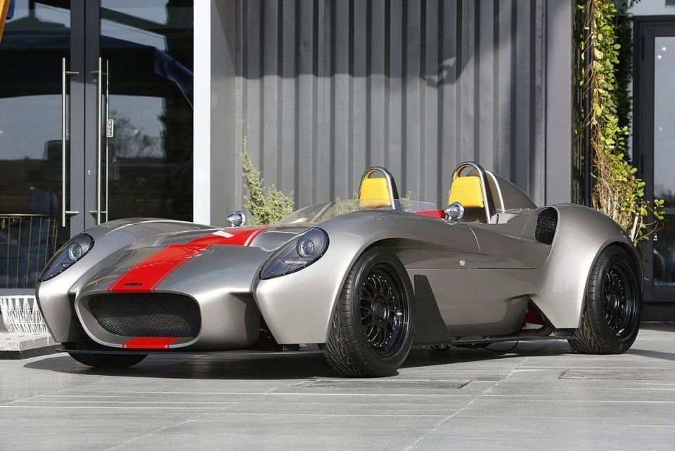 Dubai car manufacturer Jannarelly reveals new roadster