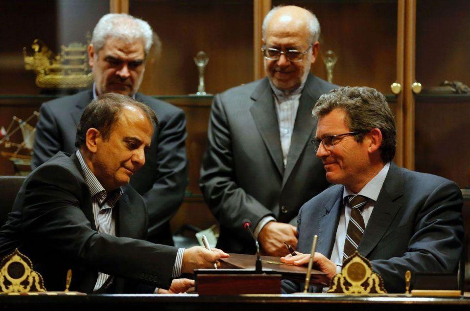 French carmaker PSA clinches $451m Iran Khodro deal in bid to rebuild sales