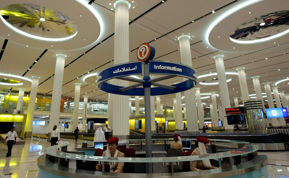 Tourist has sentence commuted after insulting Dubai airport policemen