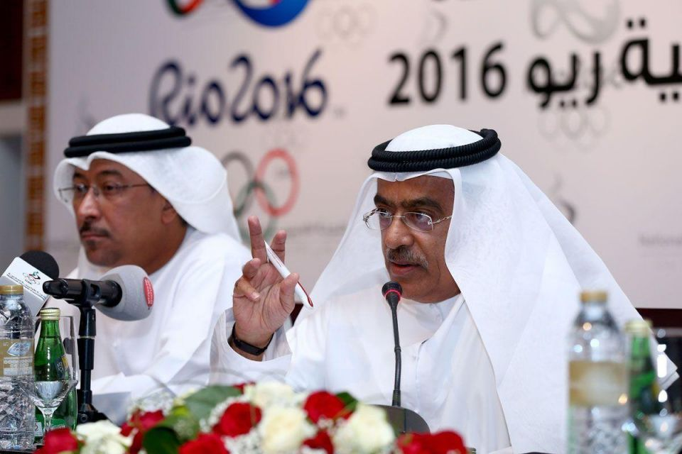 In pictures: Rio 2016 Olympic Games press conference in Dubai