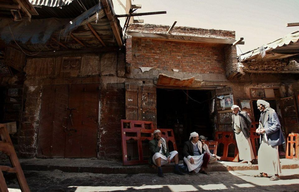 In pictures: A look at daily life in Yemen