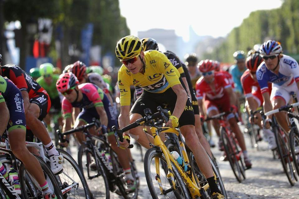Chris Froome eager to seize 'second chance' in the UAE Tour