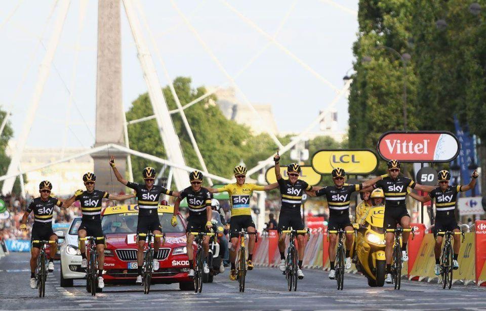 In pictures: 2016 Le Tour de France