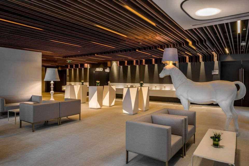 Work completed on theatre-themed hotel in Sharjah