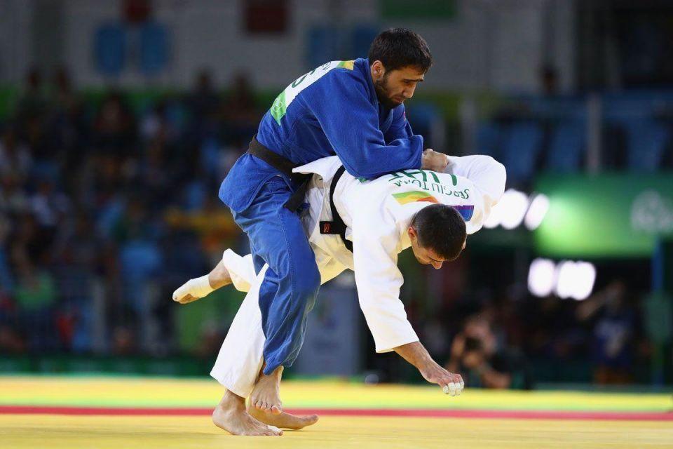 UAE judo star Sergiu Toma wins bronze at Rio 2016 Olympics