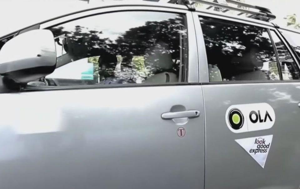 Video: India's Ola sideswiped by Uber-Didi hookup