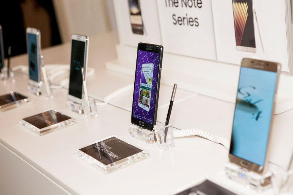 Samsung Galaxy Note 7 owners in UAE offered refund