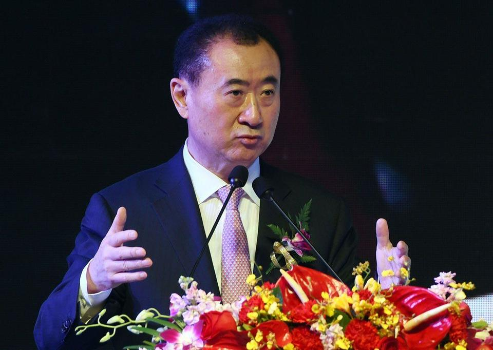 Video: China's richest man expects Hollywood deals