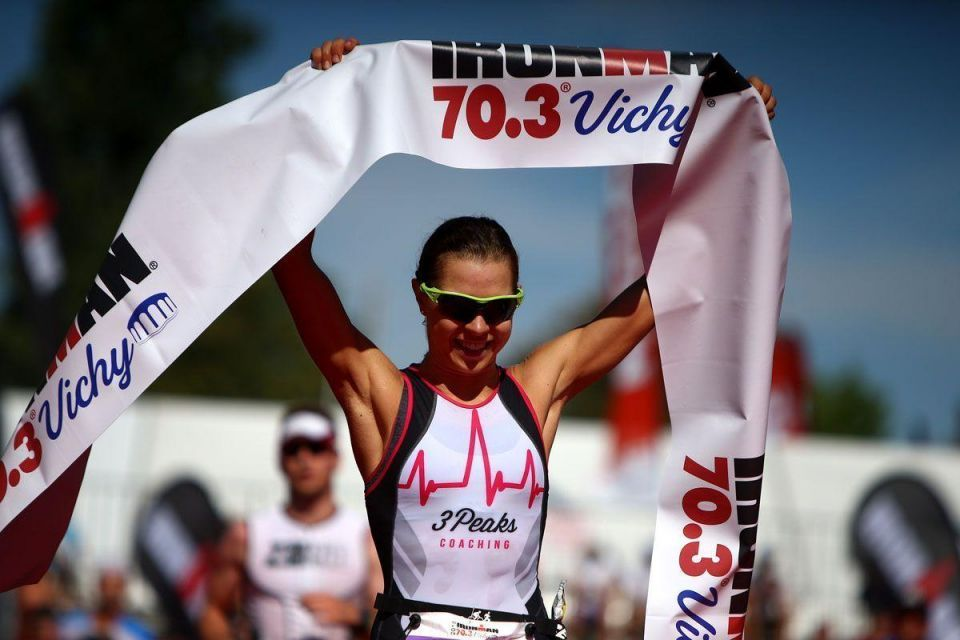 In pictures: UAE-based athlete wins Ironman Vichy 70.3