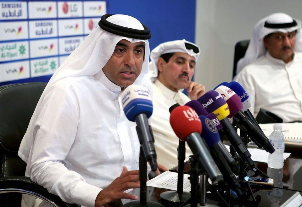 In pictures: Kuwait FA's newly-appointed leaders address the media