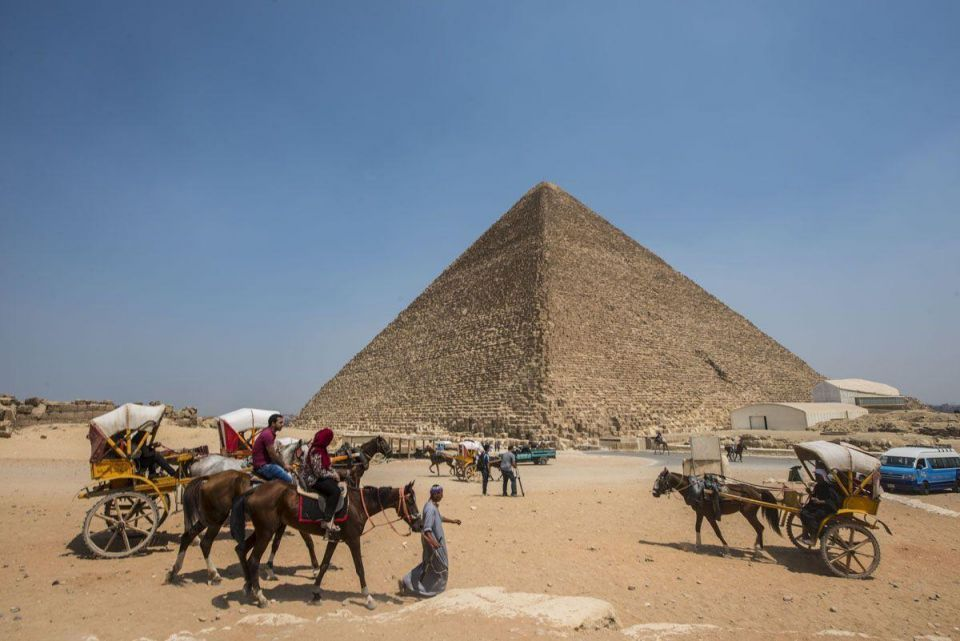 In pictures: Second solar boat of Pharaoh Khufu discovered in Cairo