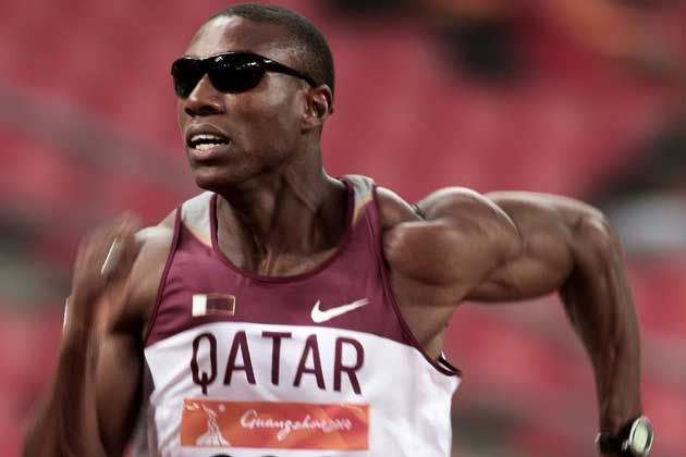 Qatari sprinter fails Beijing Olympics doping re-test
