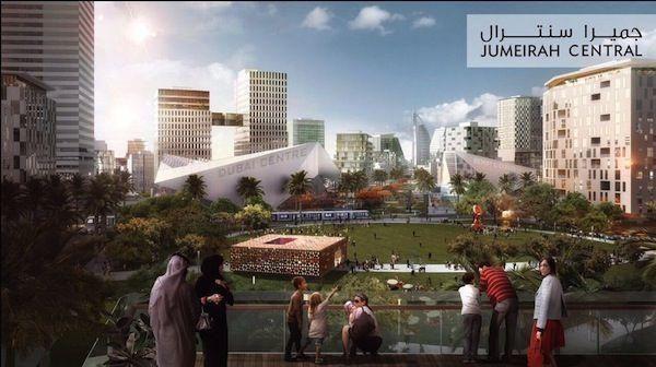 Dubai ruler reveals plan for Jumeirah Central mega project