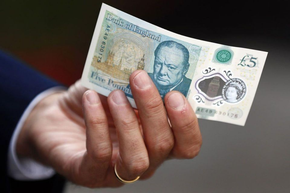 UK introduces untearable plastic banknote