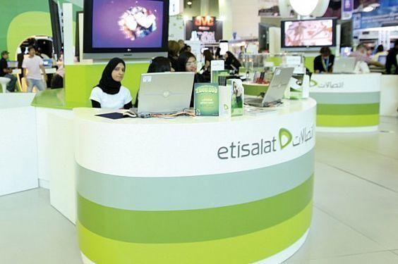 UAE's Etisalat says 2016 net profit edges up by 1.9%
