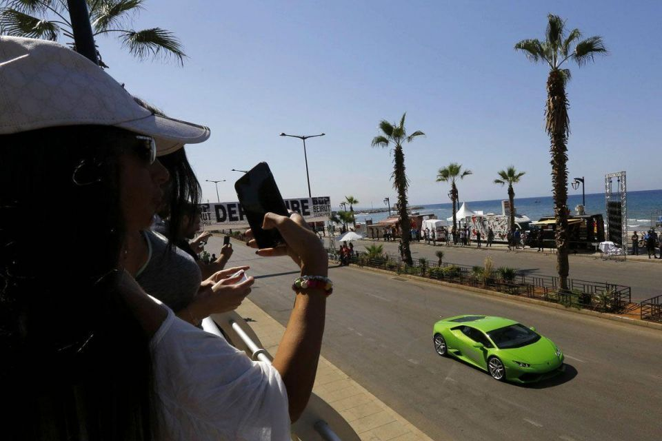In pictures: 2016 Beirut Grand Prix