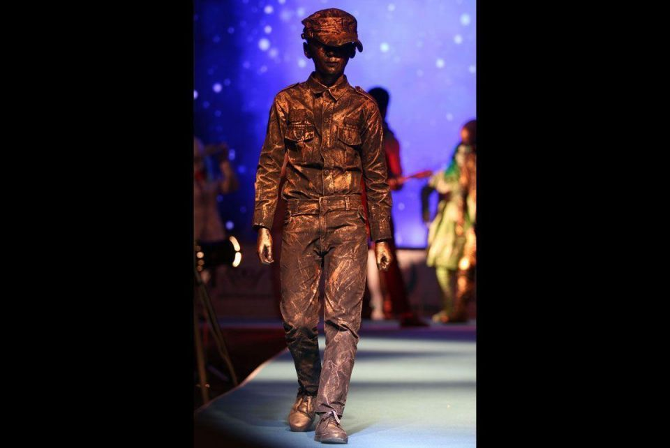 In pictures: Basra Fashion Night in the southern Iraqi city