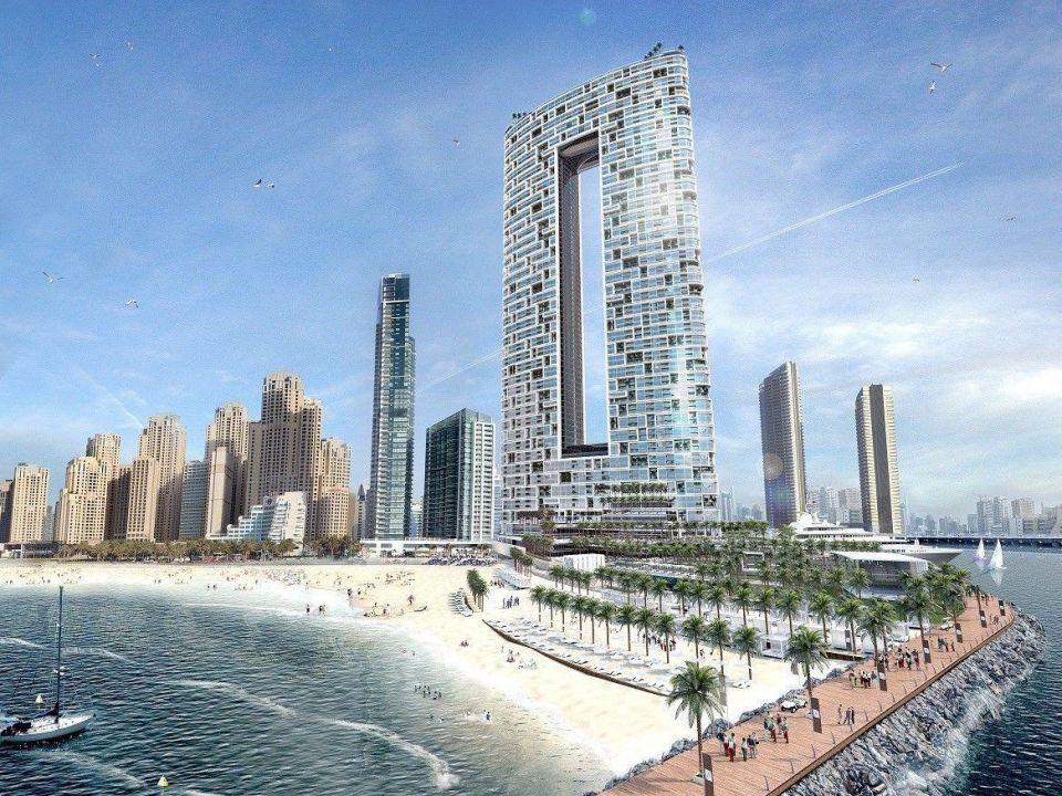 Emaar unveils plan for first Address branded beachfront resort