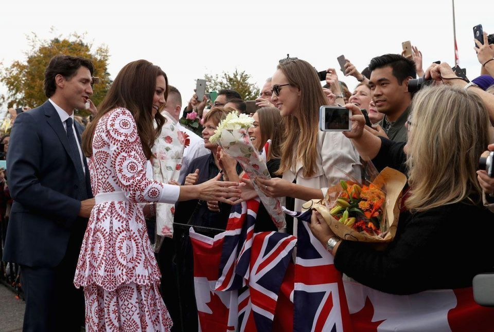 In pictures: Duke and Duchess of Cambridge visit Vancouver, British Columbia