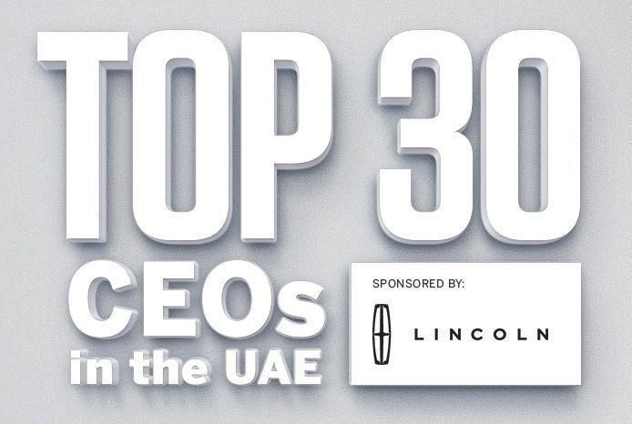 Revealed: Top 30 CEOs in UAE