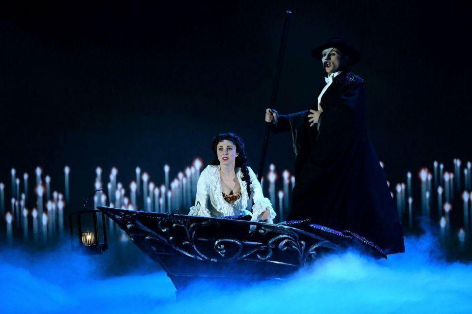 Phantom of the Opera 'on the cards' for Dubai