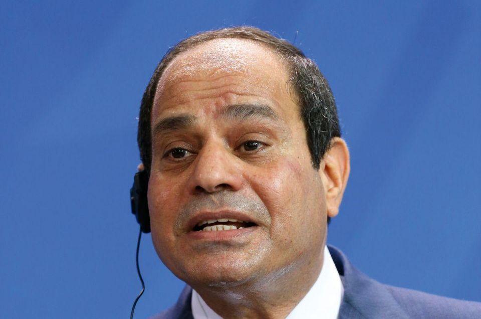Egypt's Sisi ratifies island handover to Saudi Arabia