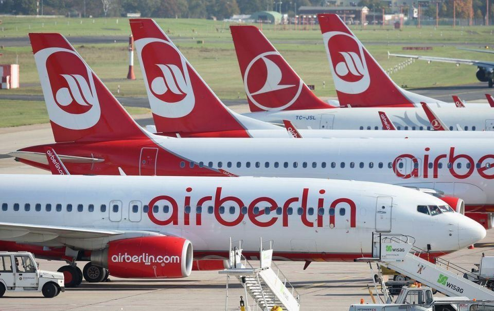 Etihad Airways stands by Air Berlin despite record losses