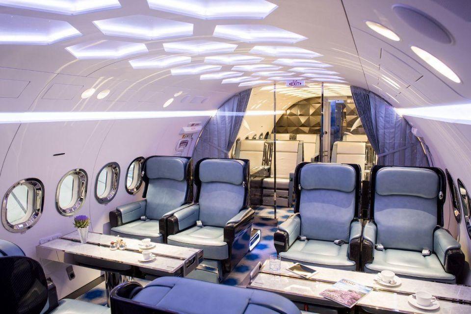 Royal Jet reveals new $80m luxury Boeing