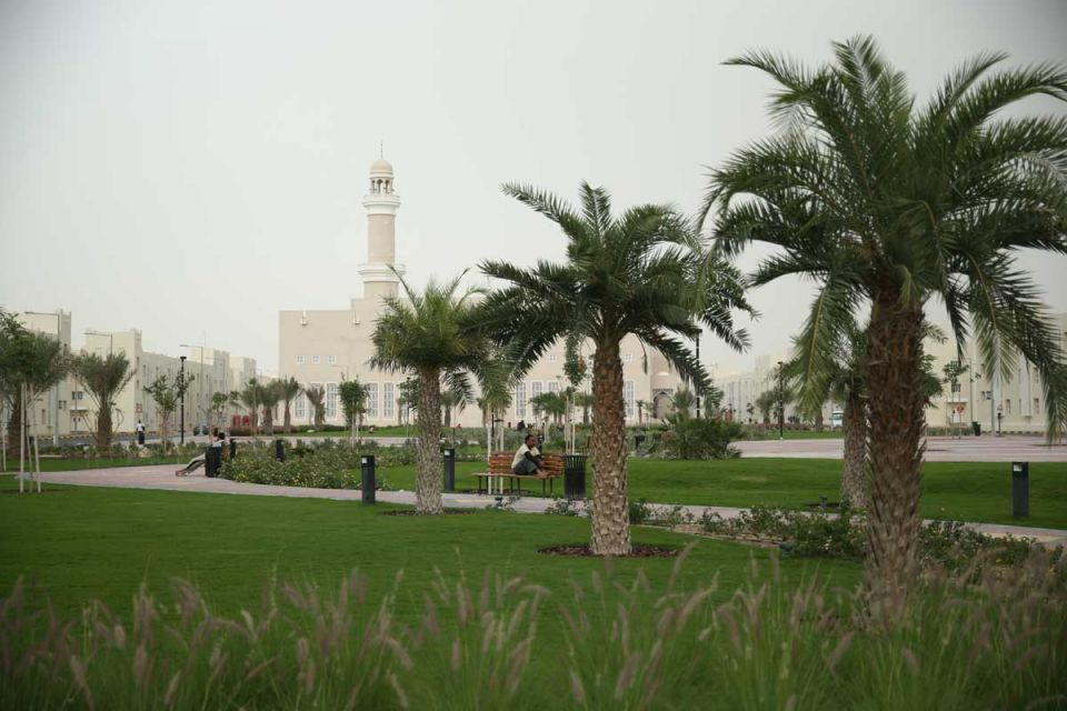 Qatar to create 'smart' parks, biggest manmade forest