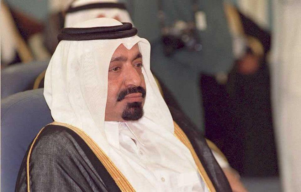 Qatar's former emir Sheikh Khalifa bin Hamad al-Thani dies aged 84